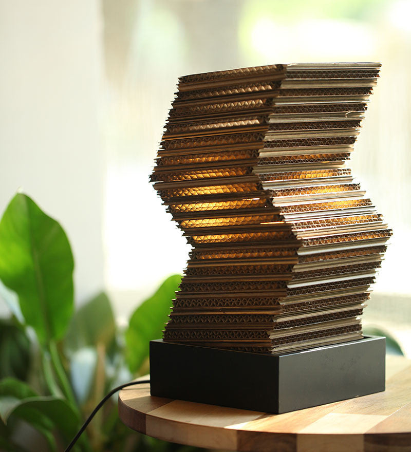 Silas Table Lamp - Table Lamp - Sylvn Studio