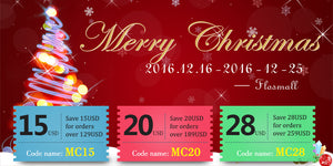 Christmas Special Offer, Can Save Up 28USD !