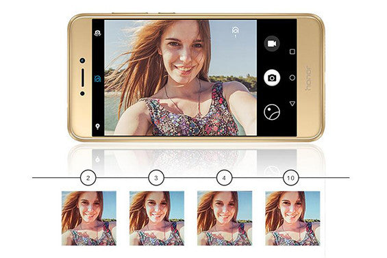 Huawei Honor 8 Lite 8MP Front Camera