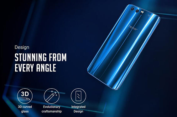Huawei Honor 9 Design