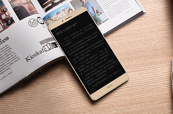 Huawei Honor Note 8 screen features