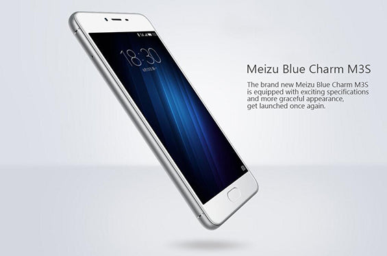 buy Meizu Blue Charm M3S