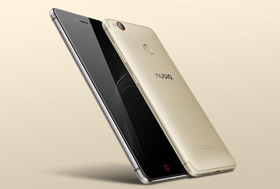 Nubia Z11 Mini S metal body