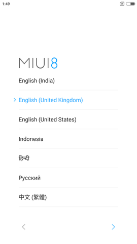 xiaomi redmi note 4x multi-language