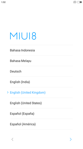 Xiaomi Mi5S Plus multi-language