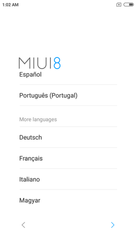 xiaomi redmi 4x multi-language