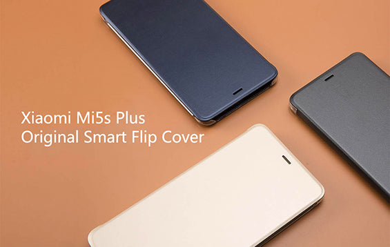 Xiaomi Mi5S Plus Original Smart Flip Cover