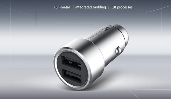 Buy Xiaomi Mi Car Charger