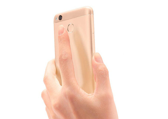 Xiaomi Redmi 4X Fingerprint recognition