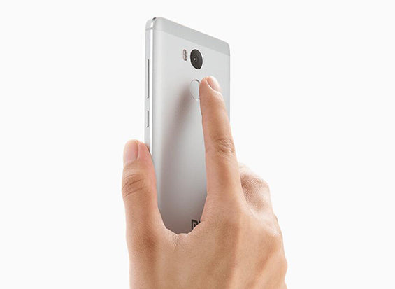 Xiaomi Redmi 4A Fingerprint Identification
