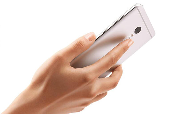 Xiaomi Redmi Note 4 fingerprint recognition