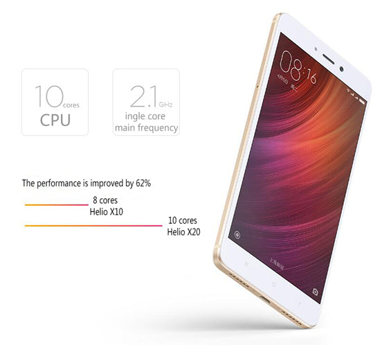 Xiaomi Redmi Note 4 cpu