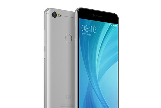 Xiaomi Redmi Note 5A Prime 2+1 card slot