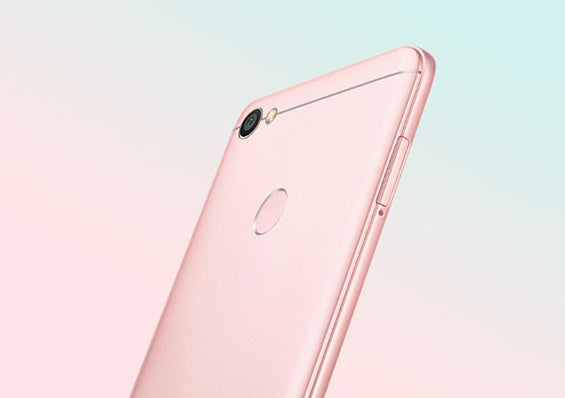 Xiaomi Redmi Note 5A Prime Fingerprint identification