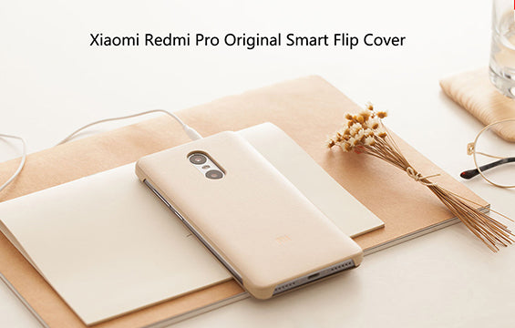 buy Xiaomi Redmi Pro Original Smart Flip Cover