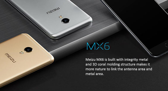 buy Meizu MX6