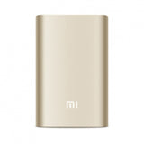 Xiaomi Original Power Bank(10000mAh)-Silver -Accessories -flosmall - 2