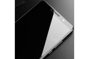 [2PCS PACK] Huawei Mate 10 Pro SCREEN PROTECTOR,**BUBBLE FREE INSTALLATION APPLICATOR** FLOS TEMPERED GLASS SCREEN PROTECTOR [ANTI-FINGERPRINT] FOR Huawei Mate 10 Pro -TRANSPARENT