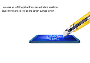 [2PCS PACK] Huawei Honor 9 Lite SCREEN PROTECTOR,**BUBBLE FREE INSTALLATION APPLICATOR** FLOS TEMPERED GLASS SCREEN PROTECTOR [ANTI-FINGERPRINT] FOR Huawei Honor 9 Lite -TRANSPARENT