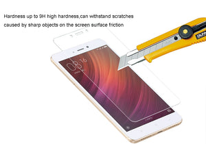 [2PCS PACK]Xiaomi Redmi Note 4X with Snapdragon 625 3GB RAM SCREEN PROTECTOR,**BUBBLE FREE INSTALLATION APPLICATOR** FLOS TEMPERED GLASS SCREEN PROTECTOR [ANTI-FINGERPRINT] FOR Xiaomi Redmi Note 4X with Snapdragon 625 Processor 3GB RAM -TRANSPARENT