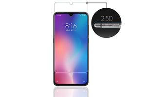 Ibywind Screen Protector For Xiaomi Mi 9 SE [Pack of 2] Premium 9H Tempered Glass Screen Protectors with Easy Install Kit-Transparent