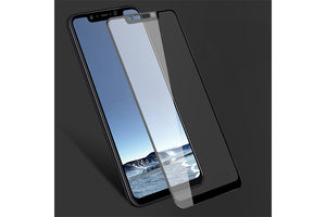 Ibywind POCOPHONE F1 Screen Protector [Pack of 2]-3D Full Coverage Premium 9H Tempered Glass Screen Protectors for POCO F1