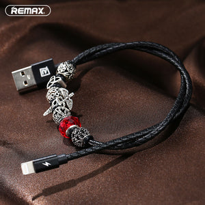 Remax Pandora Fashion Charging/Data Cable For Apple Lighting