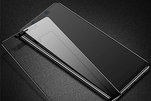 Ibywind  Xiaomi Mi 8 SE Screen Protector [Pack of 2]-3D Full Coverage Premium 9H Tempered Glass Screen Protectors with Easy Install Kit for Mi 8 SE
