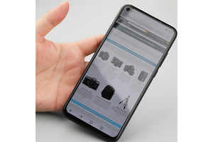 Ibywind Screen Protector for Honor View 20[Pack of 2]-3D Full Coverage Premium 9H Tempered Glass Screen Protectors with Easy Install Kit for Honor View 20