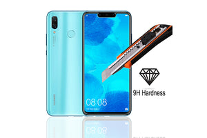 Ibywind Huawei Nova 3 Screen Protector [Pack of 2] Premium Tempered Glass Screen Protectors with Easy Install Kit for Huawei Nova 3