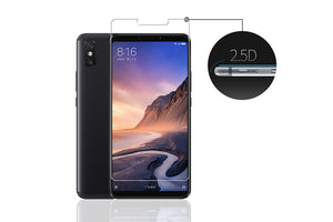 Ibywind Xiaomi Mi Max 3 Screen Protector [Pack of 2] Premium Tempered Glass Screen Protectors with Easy Install Kit for Xiaomi Mi Max 3