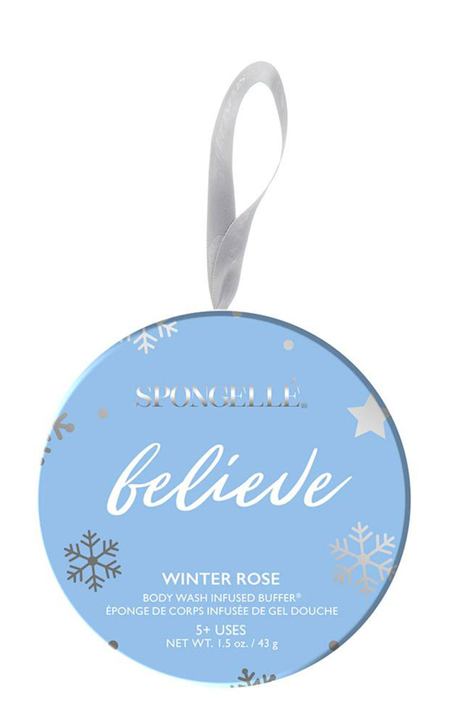 Holiday Ornament - Believe