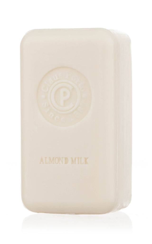 Double - Almond Milk - Soap Bar with Wax Seal 150g