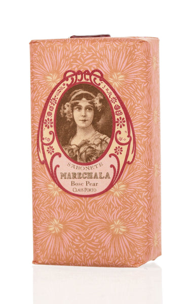 Marechala - Bosc Pear Soap Bar with Wax Seal 150g