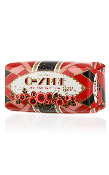 Chypre - Cedar Poinsettia - Bath Soap 150g
