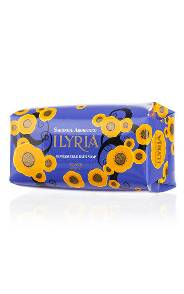 Ilyria - Honeysuckle - Bath Soap 150g