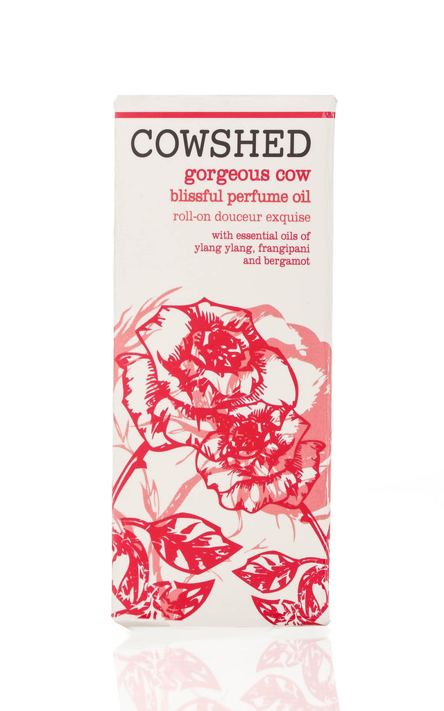 Gorgeous Cow - Blissful Perfume Oil