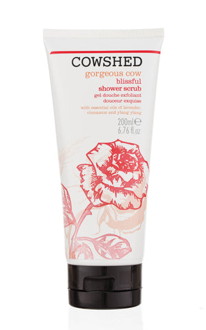 Gorgeous Cow - Blissful Shower Scrub