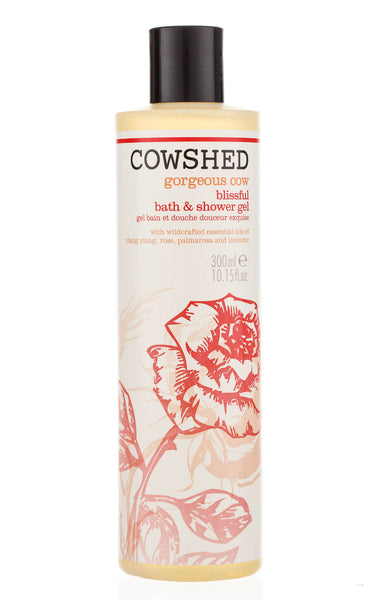 Gorgeous Cow - Blissful Bath & Shower Gel