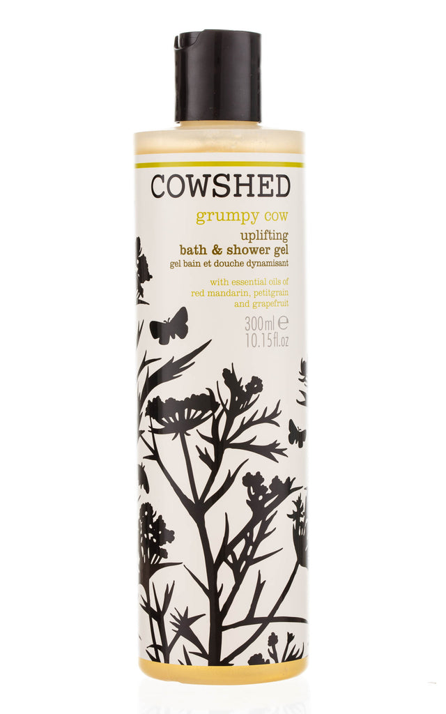 Grumpy Cow - Uplifting Bath & Shower Gel