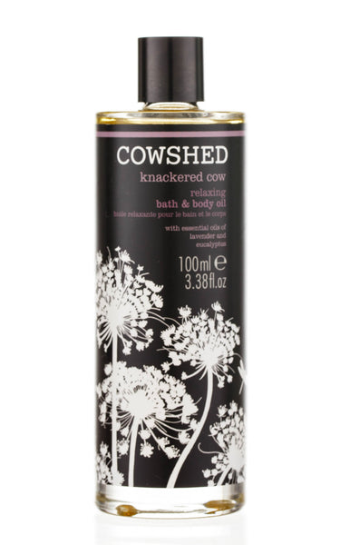Knackered Cow - Relaxing Bath & Body Oil
