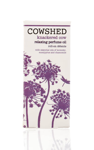 Knackered Cow - Relaxing Perfume Oil