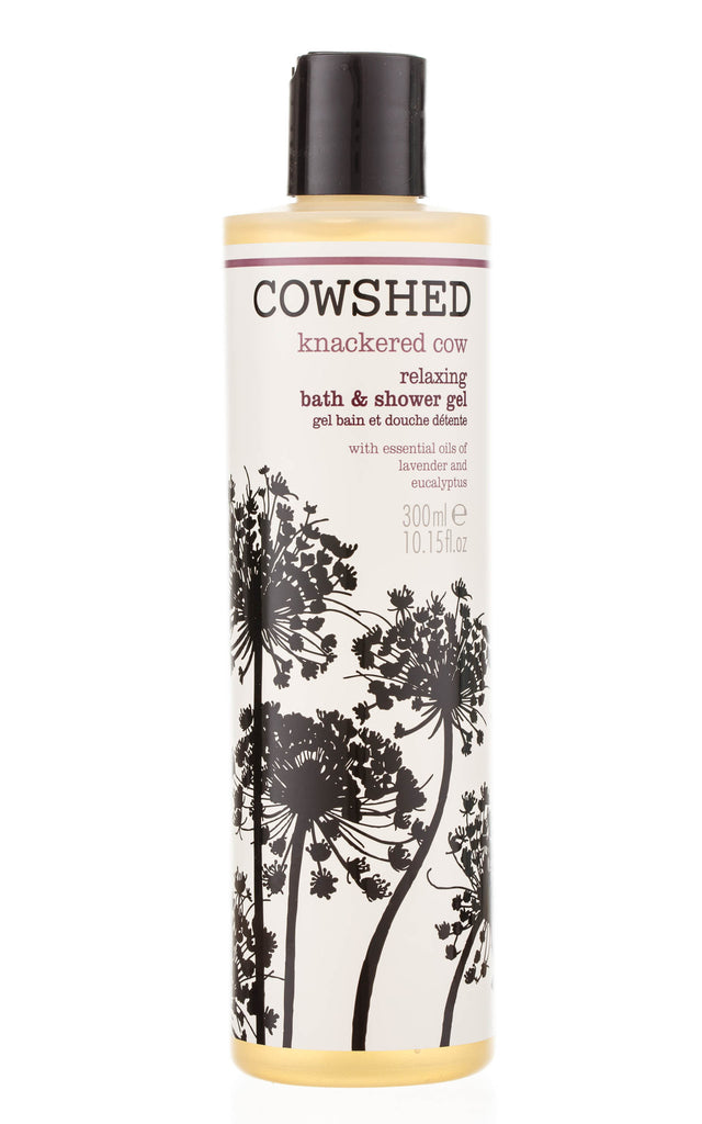 Knackered Cow - Relaxing Bath & Shower Gel