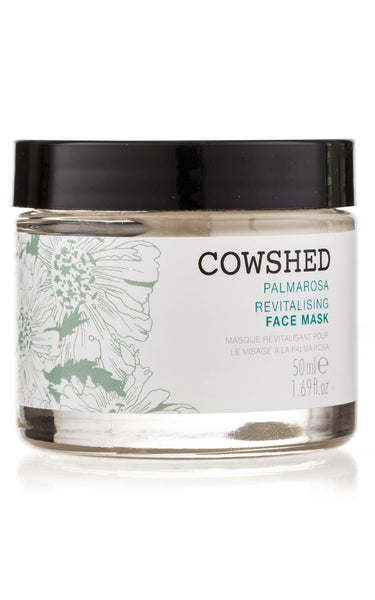 Palmarosa Revitalising Face Mask