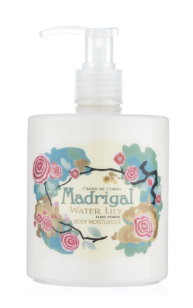 Madrigal - Water Lily - Body Moisturizer