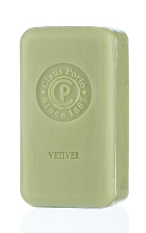 Agua Colonia - Vetyver - Soap Bar with Wax Seal 150g