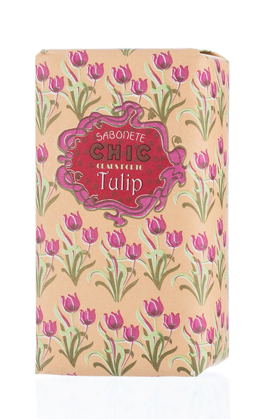 Chic - Tulip - Mini Soap 50g