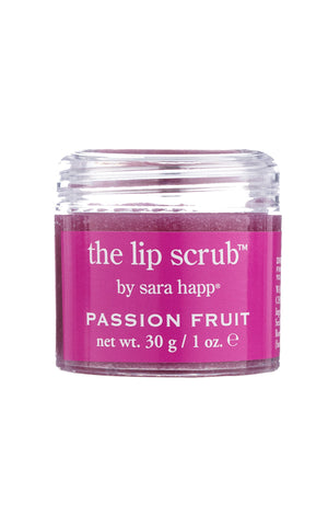 The Lip Scrub - Passion Fruit