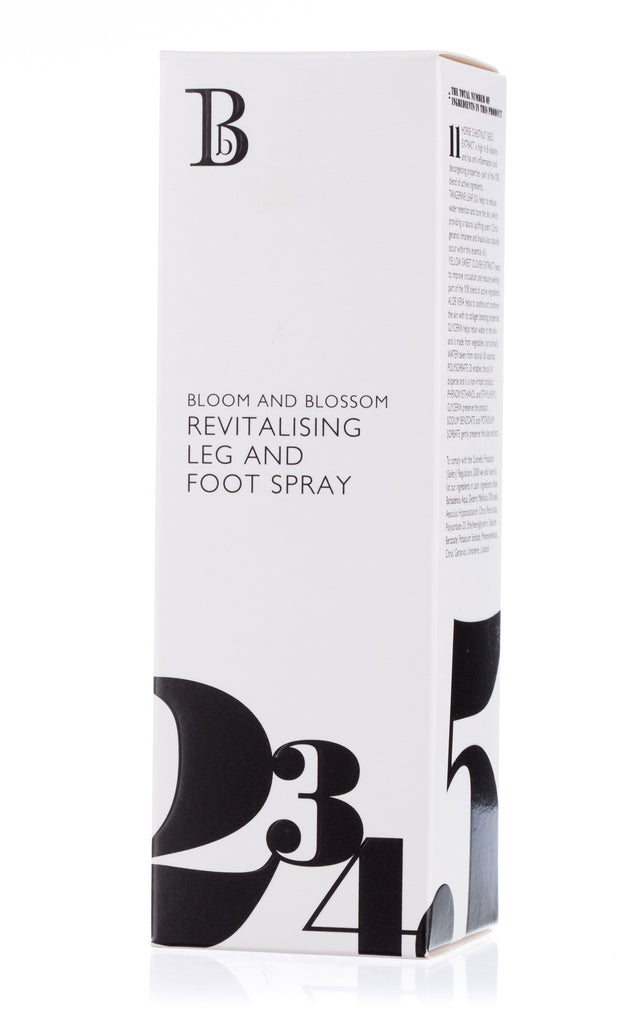Revitalising Leg and Foot Spray