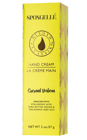 Hand Cream - Coconut Verbena